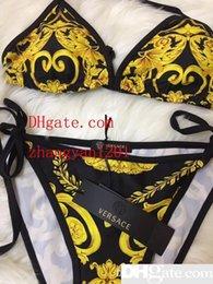 2019 Traje de baño Traje de baño para mujer Monokini Traje de baño para niñas Traje de baño sexy para niñas Trikini Summer Beach Swim Print desde fabricantes