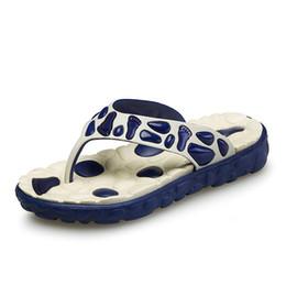 82c88f0cd3 2019 pantofole per massaggi in bagno Ciabatte infradito estate pantofole da spiaggia  uomo bagno casa scarpe