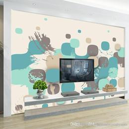 Telas feitas sob encomenda da foto da tela on-line-Personalizado 3D murais papel de parede da sala de estar sala de fundo 3D foto papel de parede não-tecido da tela papel de parede para paredes 3d