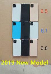 sony xperia z1 pièces Promotion KAIBAICEN For Iphone 11 6.5 2019 Faux moule factice pour Iphone 6.1 5.8 2019 Verre factice modèle de téléphone portable Affichage de la machine Non-Working
