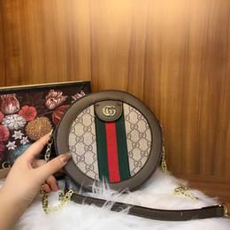 damen rucksack Rabatt 19SS Mode-Marken-Frauen runde Kuchen Leder Rucksäcke Taschen Reisetaschen Damen Satchel Außenhandtasche Knapsack A02