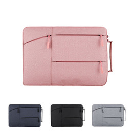 Tablet pc de 14 polegadas on-line-Laptop Bag For Macbook Air Pro Retina 11 12 13 14 15 15.6 inch PC Tablet Cover for Xiaomi Air HP Dell