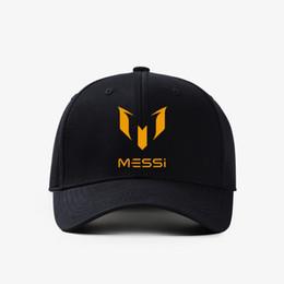 Beyzbol şapkası Lionel Messi Arjantin 2018 Futbol Erkekler Ayarlanabilir Cap Casual Boş Şapka Barselona Snapback HatSH190724 nereden