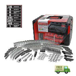 Artesão 450 Pedaço Ferramenta Mechanic Set Com 3 Drawer Caso Box # 311 # 254 # 230 NIB de Fornecedores de prateleira para ferramentas de garagem