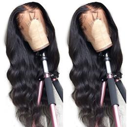2020 queens capelli remy brasiliani Maggio regina 360 Frontal del merletto parrucca Pre a pizzico con bambino del merletto dei capelli capelli umani brasiliani parrucche dell'onda del corpo di Remy parrucche 150% Densità queens capelli remy brasiliani economici