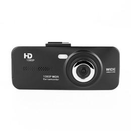 Широкоугольная автомобильная камера онлайн-V46 Автомобильный 1.2MP Автомобильный видеорегистратор CCTV Dash Camera 170 градусов широкоугольный объектив G-Sensor Автомобиль Видеокамера Recorder