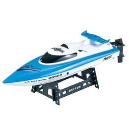 Участвуя в гонке корабль шлюпки с системой охлаждения воды дистанционное управление расстояния деятельности 150meters 28km/h высокоскоростная шлюпка от