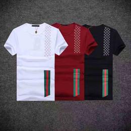 jeux vidéo manuels Promotion T-shirt décontracté d'été 100% coton de haute qualité lettre hommes occasionnels T-shirts