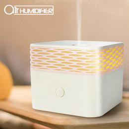 humidificateur usagé Promotion Humidificateur ultrasonique de machine d'aromatherapy d'USB de machine de parfum d'encens de parfum d'huile essentielle d'huile de machine d'utilisation de maison
