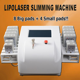 2019 lipo-laser-paddel Lipo Laser mit 12 Stück Pads Lipo Laser Paddles Gewichtsverlust Lipolaser persönlichen Gebrauch Mitsubishi Diodenlaser ML101J27 günstig lipo-laser-paddel