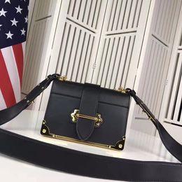 Rosa borse Sugao progettista borse delle donne sacchetto di spalla del cuoio genuino 2019 nuovo stilista borse crossbody bag Messenger 8 colori