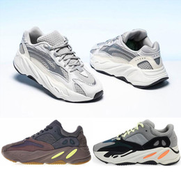 online store 556b1 2e1a2 Welcome to wholesale 700 static fish skin 700 Wave runner mens women  running shoes designer sneakers 3 colors size 36-46