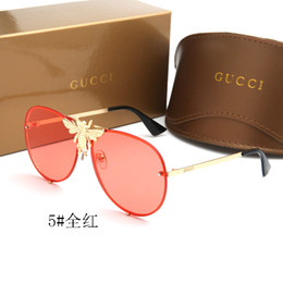 sommer sonnenbrille Rabatt 2019 original box sommer stil mode 2238 luxus sonnenbrille für männer frauen designer einkaufen schatten brillen spiegel versandkostenfrei