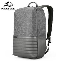 ноутбуки япония Скидка Kingsons Япония стиль мужчины USB заряд рюкзак подросток большой емкости компьютер сумка для 15,6-дюймовый ноутбук книга сумка для мальчика и девочки