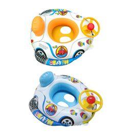 5082901927a8 juguetes inflables de la piscina de los animales Rebajas Verano 2019  Dibujos Animados Animal Bebé Piscina