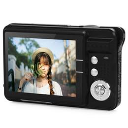Câmera digital TFT HD de 2,7 polegadas 18.0MP CMOS Câmera digital 3.0MP anti-shake 1080P de vídeo com zoom digital 8X de