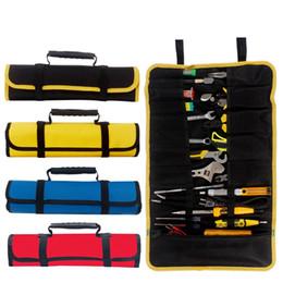 Canada Boîte à outils multifonctionnelle de type dévidoir de sac à bois électricien pour le travail du bois, instrument de stockage portatif Offre