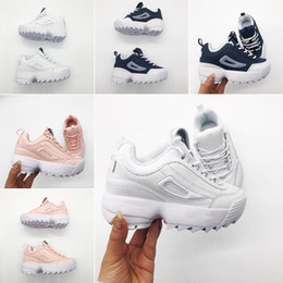 meilleurs baskets garçons Promotion 2019 Static Best Quality Kids Running Shoes Butter Sesame Cream White Boys Girls baby Sport Sneakers size 28-35