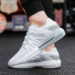 Underwear & Sleepwears 2019 Spring New Running Shoes Men Sneakers Breathable Outdoor Sport Shoes Men Fire Dragon Warrior Blade Flying Woven Sneakers