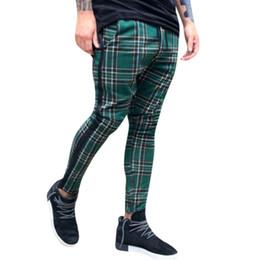 calças homem casual Desconto Corredores de manta casuais ajuste regular masculino streetwear cordão calças de tornozelo-comprimento calças homens pantalones hombre pantalon homme 20