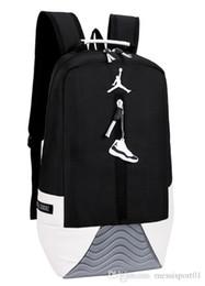 Moda deportiva para chicas online-2019 nuevas bolsas de aire Jordan mochila 2019/20 bolsos de marca nueva AJ AJ PSG París para hombre mujeres y niñas de moda bolsa de hombro deportes recreativos