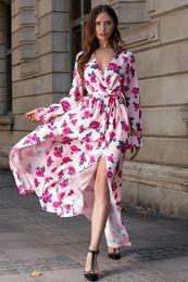 beiläufiges kleid chiffon- gewebe Rabatt Elegante Blume Frauen Kleid Kleidung Vestido Kleid Frühling einzigartige damen Kleider