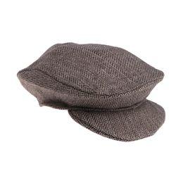 Колпачок для мальчиков онлайн-Cute Baby Newborn Peaked Beanie Cap Prop 0-1M Baby Boys Girls Photography Hat