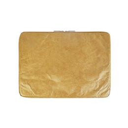 портфель вентиляции водонепроницаемый превышает свет плоский компьютер пакет человек ноутбук внутренний бак пакет Сумка мужская кожа supplier leather lighting от Поставщики кожаное освещение