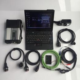x werkzeugprogrammierer Rabatt MB Star C5 Sd Multiplexer c5 mit X200T 360 GB SSD V03 / 2019 X / Vediamo / DAS / DTS / EPC / HHT Für Auto-Diagnose-Tool M-ercedes Star c5