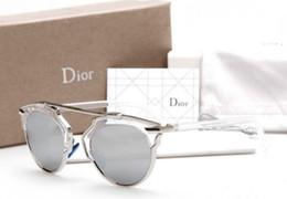 2ea338d55d Nuevas gafas de sol para niños Cd Fashion Dior para mujer de Dior para caja  de Real