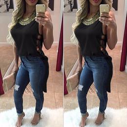 camisolas sem mangas Desconto 2018 Verão Sexy Mulheres Blusas estilo Coreano camisa sem mangas Corpo Camisas Mulheres Tops Formais Plus Size Blusa Roupas Plus Size