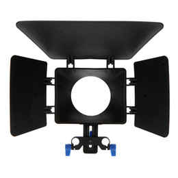 Boîtier mat en plastique DSLR M1 pour support de tige de rail de 15 mm Suivez le système de mise au point Appareils photo Canon D90 5D 60D 7D 550D 600D Nikon ? partir de fabricateur