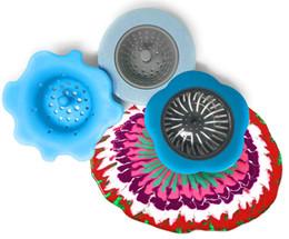 Горячий новый акриловый цветок ситечко лить акриловой краской пластик силиконовый цветок ситечко создание уникальных моделей конструкций от Поставщики список кистей
