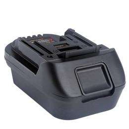 Batterie per makita online-per Milwaukee M18 18V litio batttery adattatore convertito per Makita BL1820 / 30/40/50 agli ioni di utilizzo della batteria (solo adattatore)