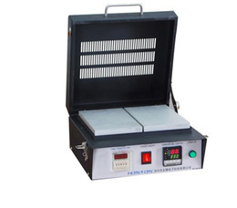 Alta qualidade 600 W HT-R260 BGA reballing placa quente do forno Honton sistema de reparo Máquina De Solda 220 V cheap bga machine de Fornecedores de máquina bga