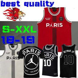 Camiseta de baloncesto PSG X AJ 18 19 Mbappé Camiseta Jordam Paris Saint Germain desde fabricantes