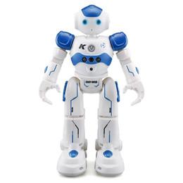 JJRC R2 USB зарядки танцы жест управления RC робот игрушка для детей Дети подарок на День Рождения от Поставщики wltoys v931