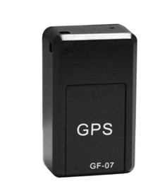 record tracks Promo Codes - GF07 GSM GPRS Mini Car GPS Locator Tracker Car Gps Anti-Lost Recording Tracking Device Voice Control Can Record 20PCS LOT
