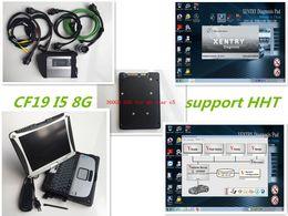 Ein komplettes Set Autodiagnosewerkzeuge, MB STAR C4 mit WIFI-Funktion und Touchscreen-Notebook CF-19 I5 8G mit neuester Software. von Fabrikanten
