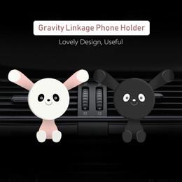 2019 iphone 5s carro suporte ar Ventilador de ar do carro Mãos-livres Suporte de montagem de celular Bloqueio e liberação automática para iPhone 6/7/8/6 7 8 Plus / 5s 6s 7s 8s / X / Xmas, Samsung iphone 5s carro suporte ar barato
