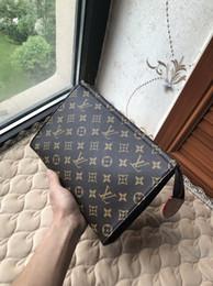 pendurado saco de cosméticos preto Desconto Hag / presby / retangular bolsa de viagem feminina saco cosmético novo designer de alta qualidade saco de lavagem dos homens marca saco de cosmética