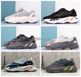 check out 79ad8 2223f nuova ondata Sconti 2019 new Adidas yeezy 700 Yeezys Kanye West 700 scarpe  da corsa runner