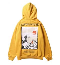 Lei yizlo da natureza hoodies homens Camisolas outono moletom com capuz hip hop streetwear skate hoodies de