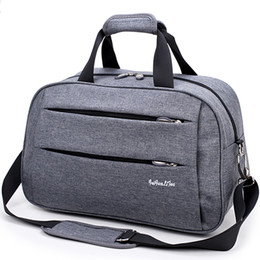 c1dfa65da9a0 Men Travel Bags Carry on Luggage waterproof Canvas hand luggage Duffel Bag  Travel Tote Large Weekend Bag big bags for men