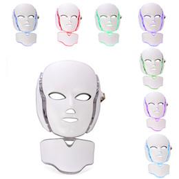 Estilo de atualização on-line-Máscara facial conduzida da terapia da luz do estilo PDT Máscara facial