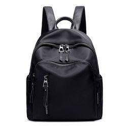 Bolsa de ordenador portátil de la moda coreana online-Mochila de moda coreana para mujer, pequeña Oxford, impermeable, linda mochila para adolescentes, mochilas escolares, mochila para computadora portátil, mujer