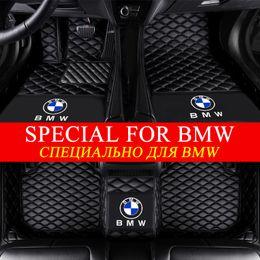 Matte bmw online-5D Mode Design Luxus Surround Custom Fit Auto Fußmatten für BMW 118i 120i 125i 130i 220i 228i 318i 320d 320i 328i 330ci 520i 520d 750li