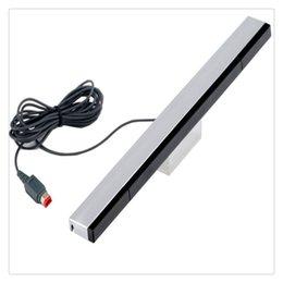 Yeni WIIU Sinyal Alıcı Sinyal Bar Alıcı Wirled Sensör WII Sensör Kablo Sensör Bar Kablo WIIU Sinyal Alıcı Destekleyenler nereden lvds kablosunu hp tedarikçiler