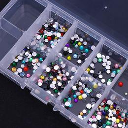 10 grid Empty Storage Case Box Nail Glitter Rhinestone Accessories  jewelry Crystal Removable Beads Container Tool supplier empty glitter box от Поставщики пустая коробка с блестками