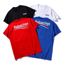 Magliette casual originali online-T-shirt estiva da uomo T-shirt da uomo casual outdoor Streetwear originale